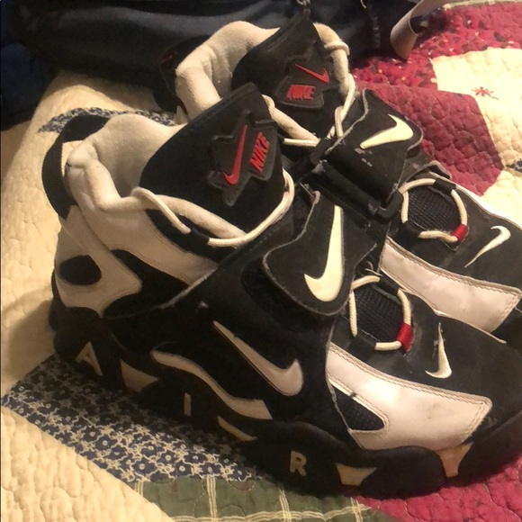 brand new 4c84c 8b280 Nike Other - Classic Nike Air Barrage!Early 90 s,Marshall Faulk